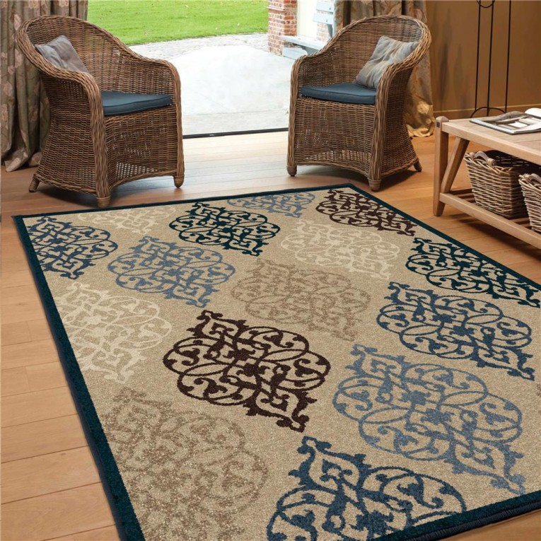 Mesmerizing 5x8 Rugs With Variant Pattern And Luxury Color For Place At Your Home Flooring Ideas