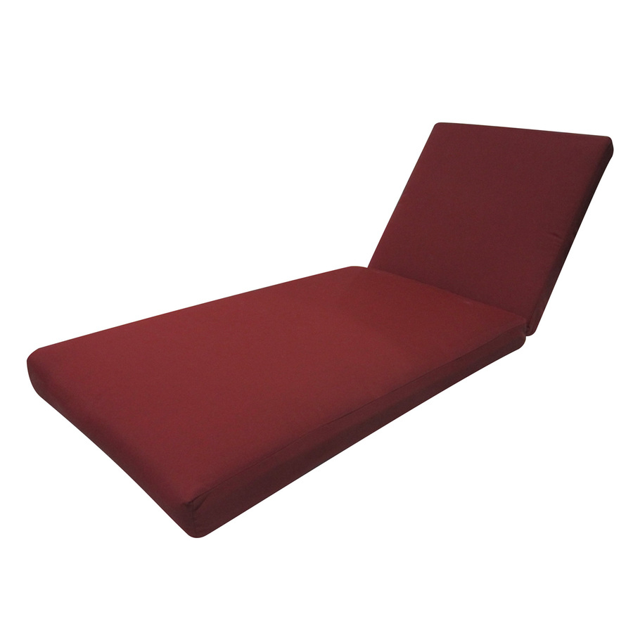 mesmerizing red sunbrella chaise lounge cushions