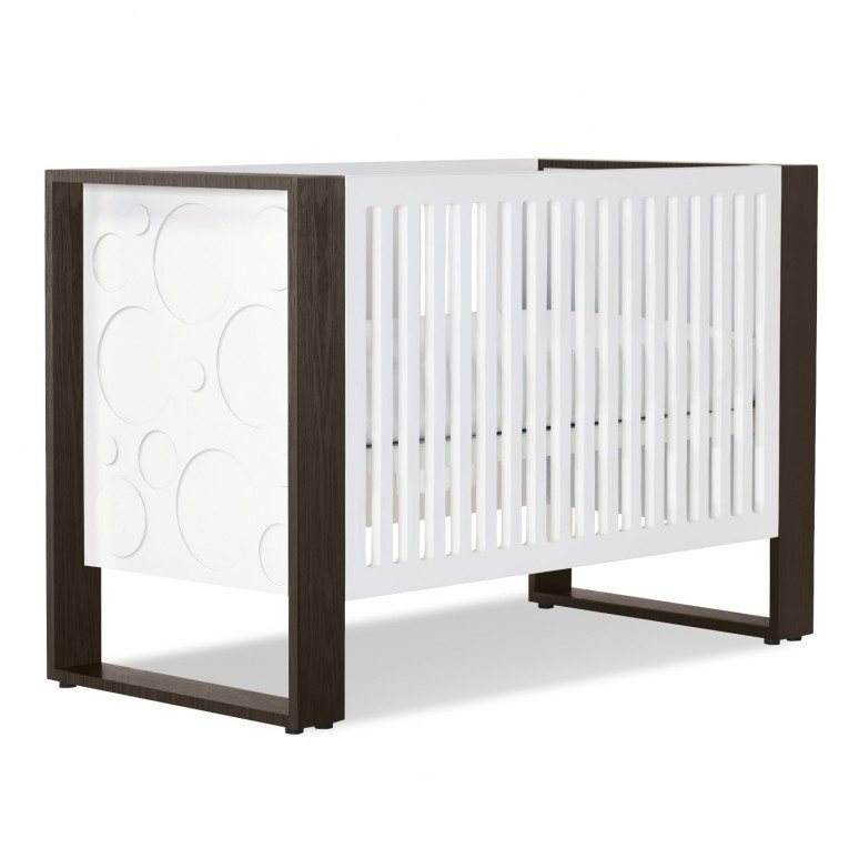 Mesmerizing White And Brown Simplybabyfurniture