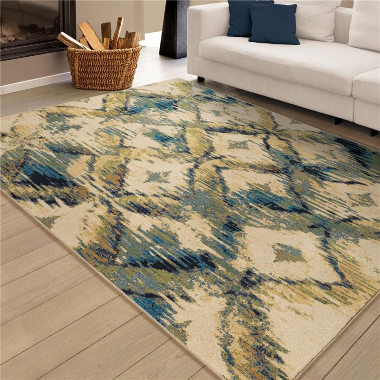 Nice Interior 5x8 Rugs With Variant Pattern And Luxury Color For Place At Your Home Flooring Ideas
