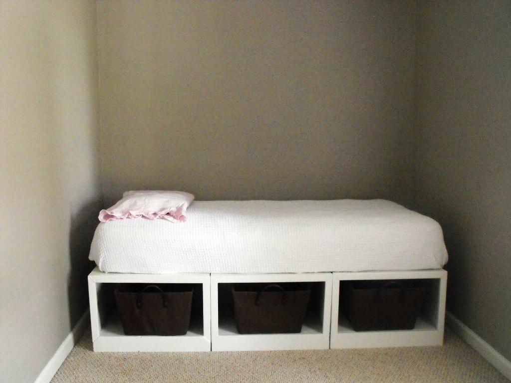 queen daybed with storage