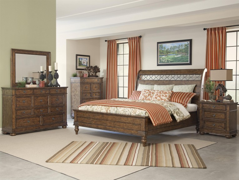 Reeds Furniture With Night Lamp And 3 Pcs Drawers Cabinet And Rugs