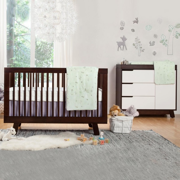 Simplybabyfurniture With Gray Carpet And Laminate Floor