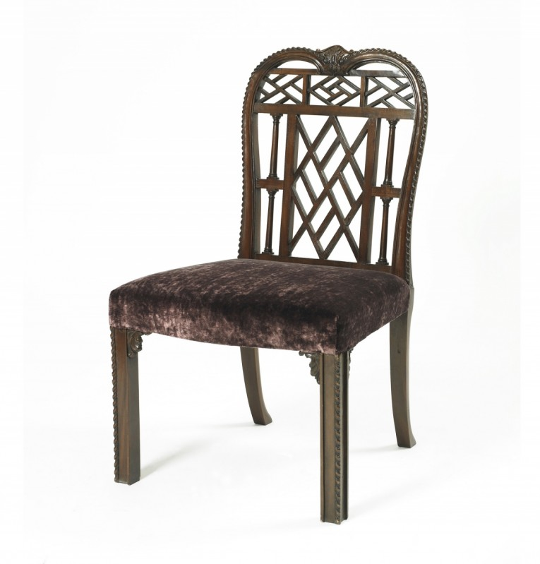 Unbelievable Chippendale Chairs With Solid Strong Source With Fascinating Design For Living Room Ideas