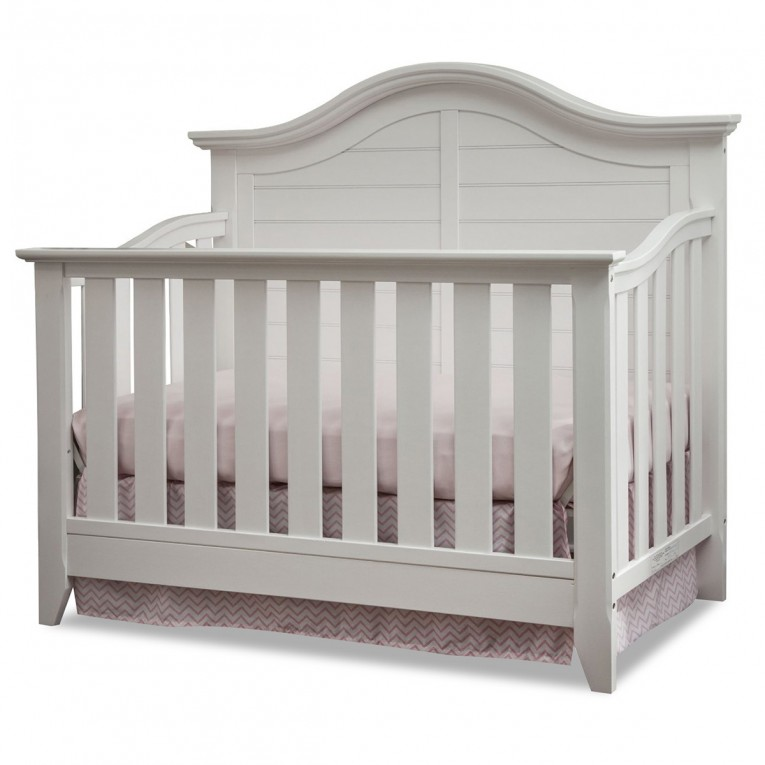 White Classic Simplybabyfurniture With Wooden Babycrib Furniture