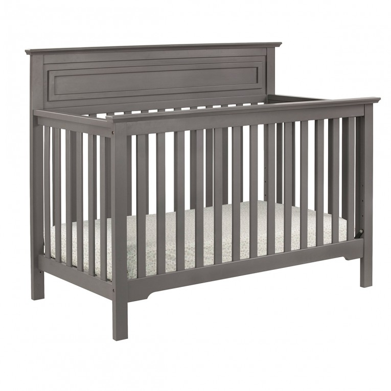 Wonderful Gray Wood  Simplybabyfurniture
