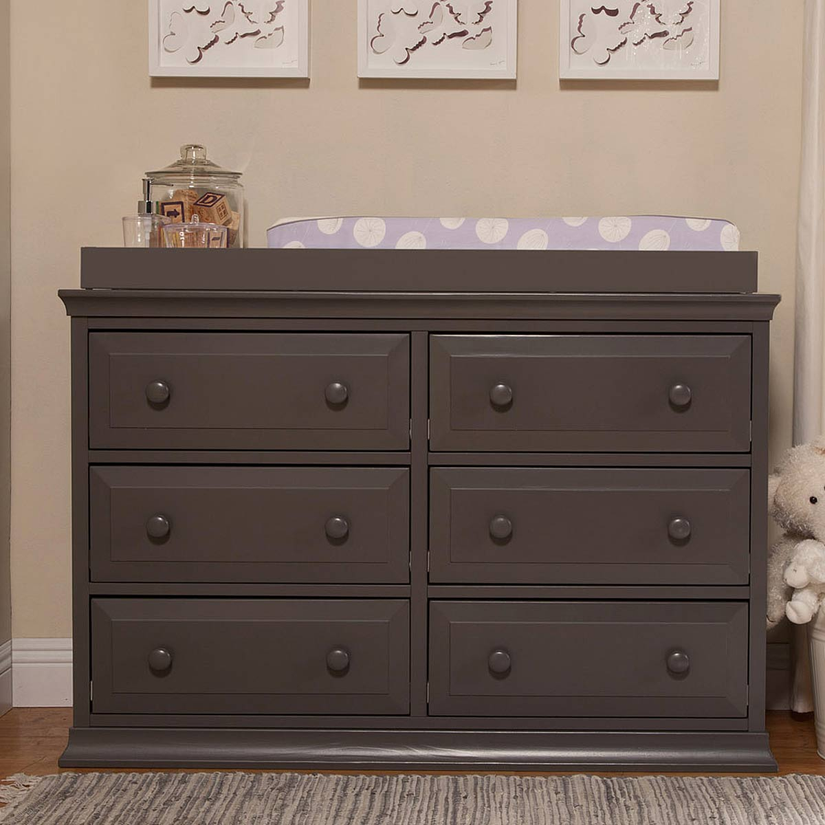 wondrous 6 drawers simplybabyfurniture