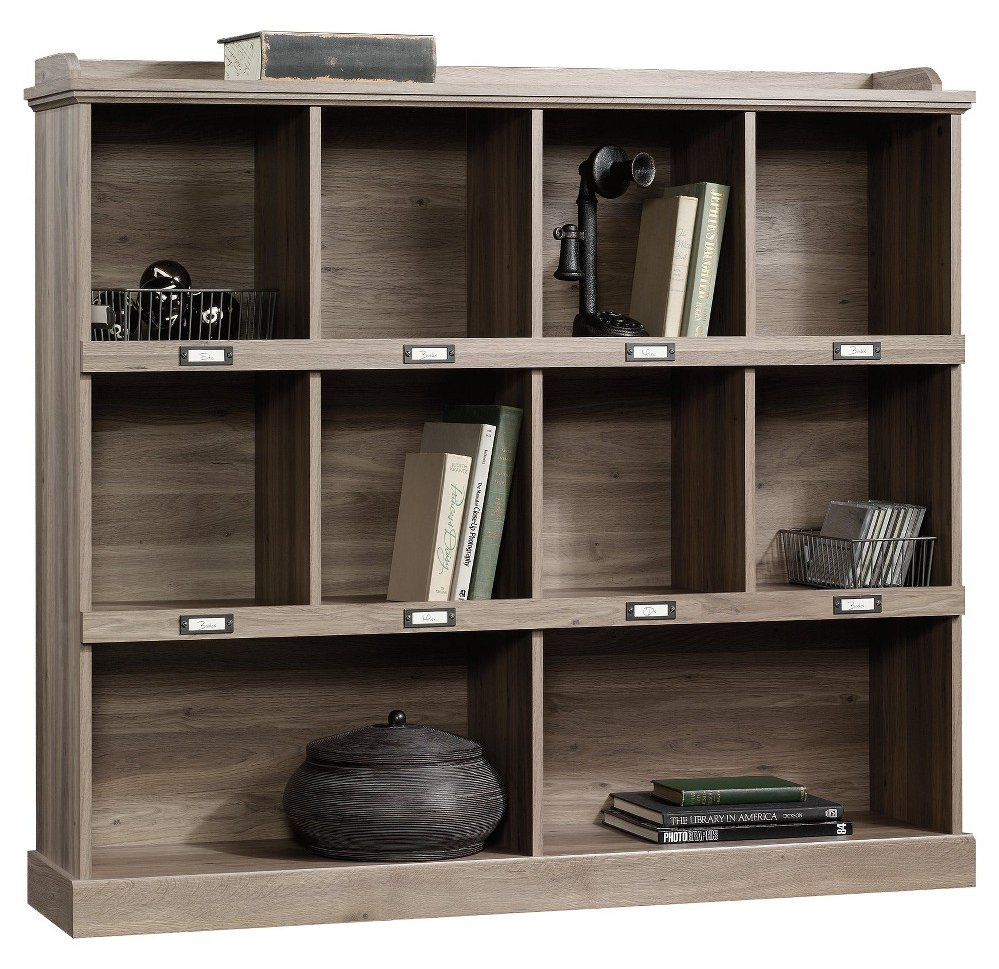 wondrous rustic color sauder bookcases with shelf bookcases ideas