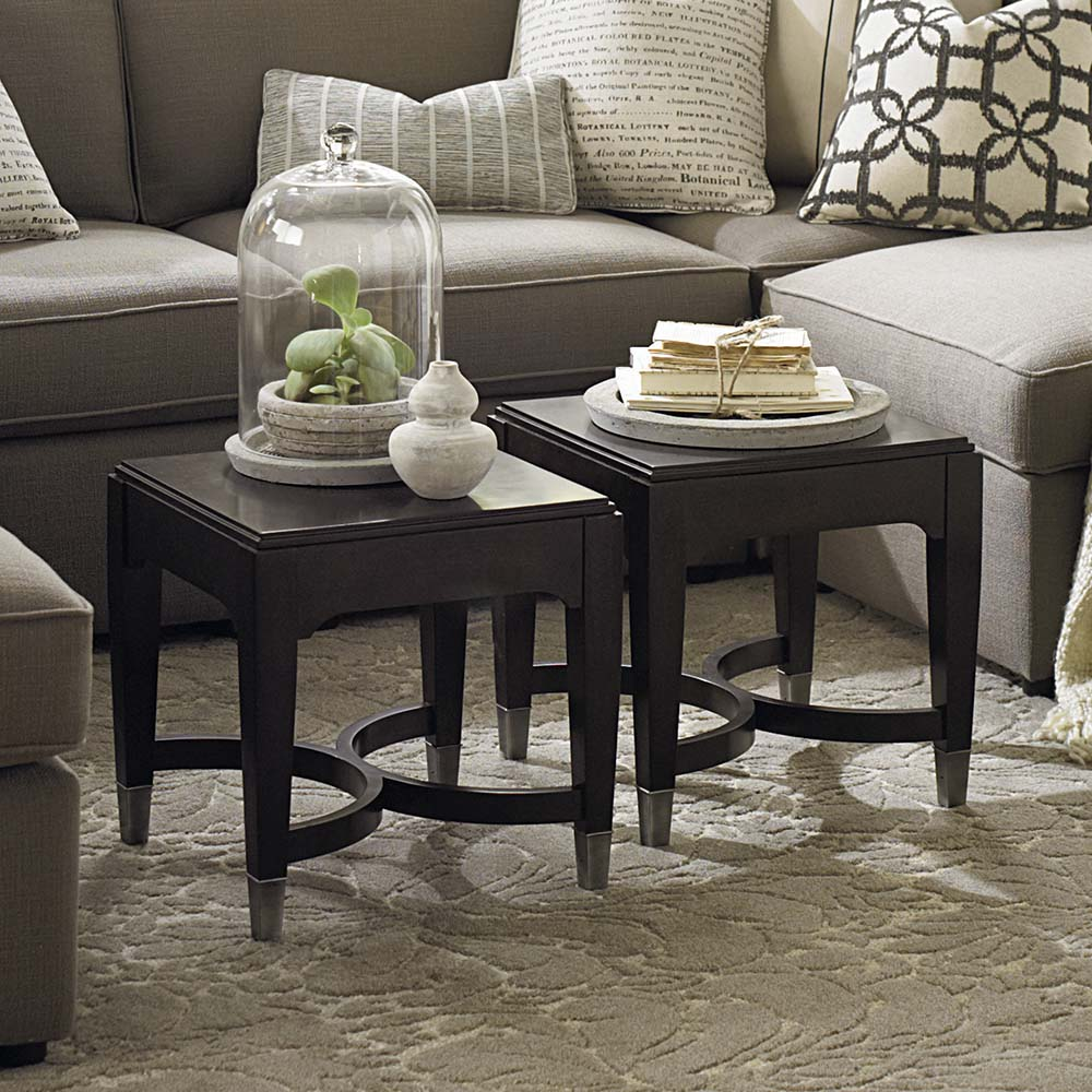 Admirable bunching tables with wooden Source and rug also soft sofas and with living room set furnitures