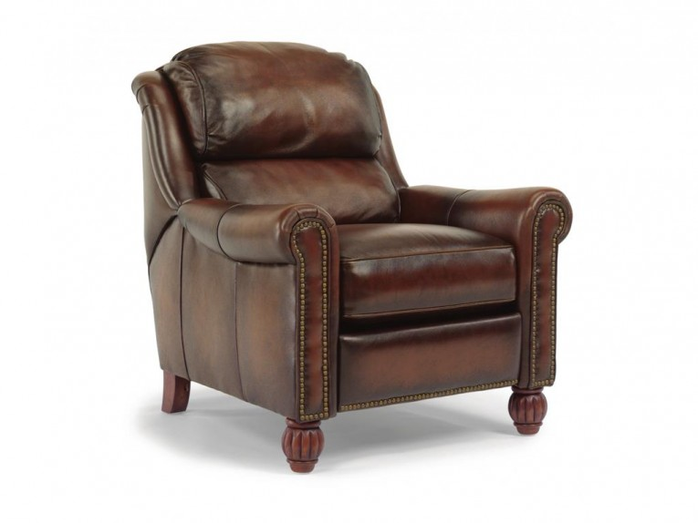 Admirable Tyndall Furniture Flexsteel Recliner For Living Room