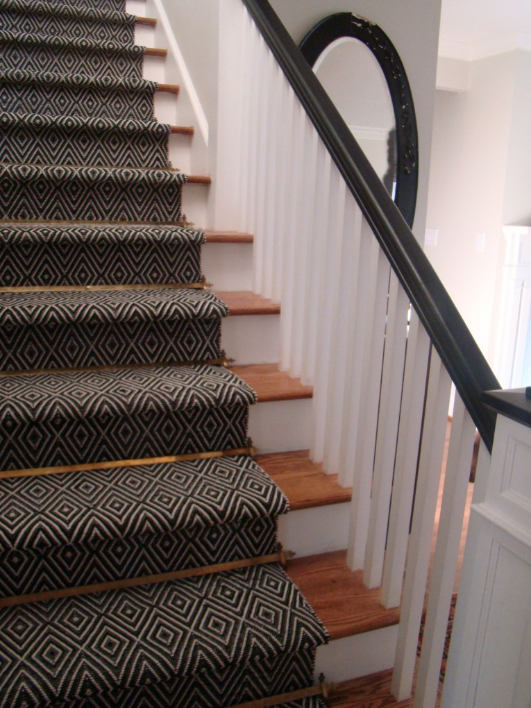 Adorable Dash And Albert Runner At Home Stairways Combinet With Laminate Floor Stairs