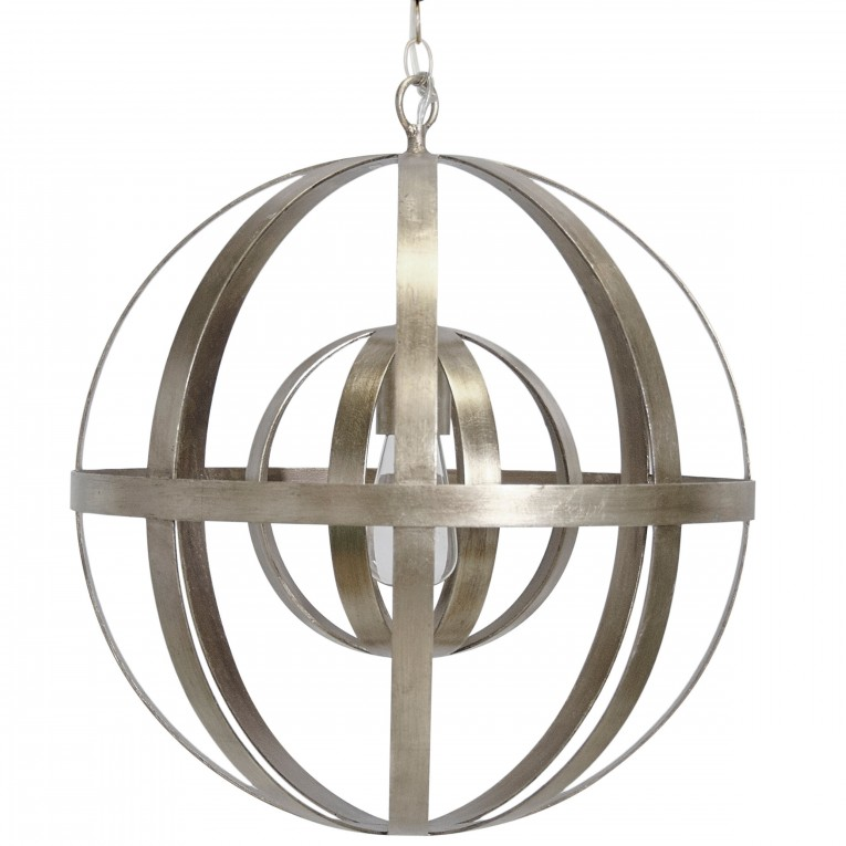 Adorable Sphere Chandelier Metal Orb Chandelier With Interesting Cheap Price For Your Home Lighting