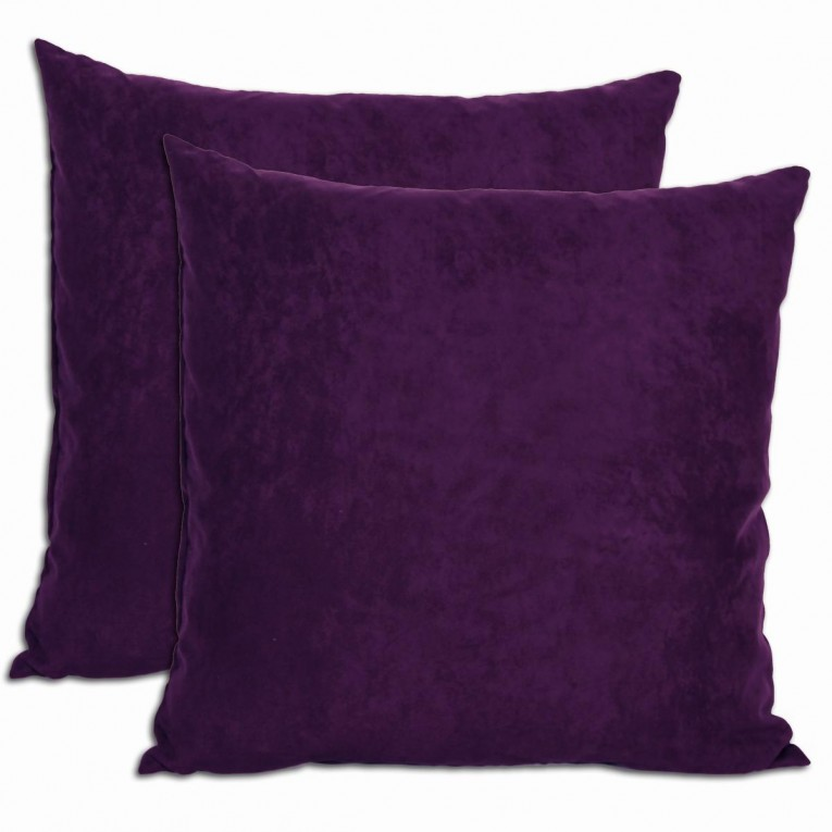 Alluring Purple Throw Pillows With Lavender Pillow Colors And With Abstract Pattern Cushion For Sectional L Sofa Living Room Ideas