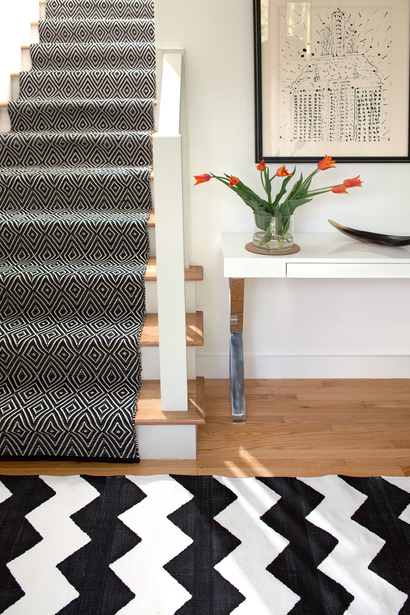 Amazing dash and albert runner at home stairways combinet with laminate floor stairs