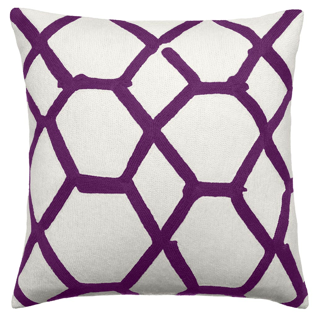 Amazing Purple Throw Pillows With Lavender Pillow Colors And With Abstract Pattern Cushion For Sectional L Sofa Living Room Ideas