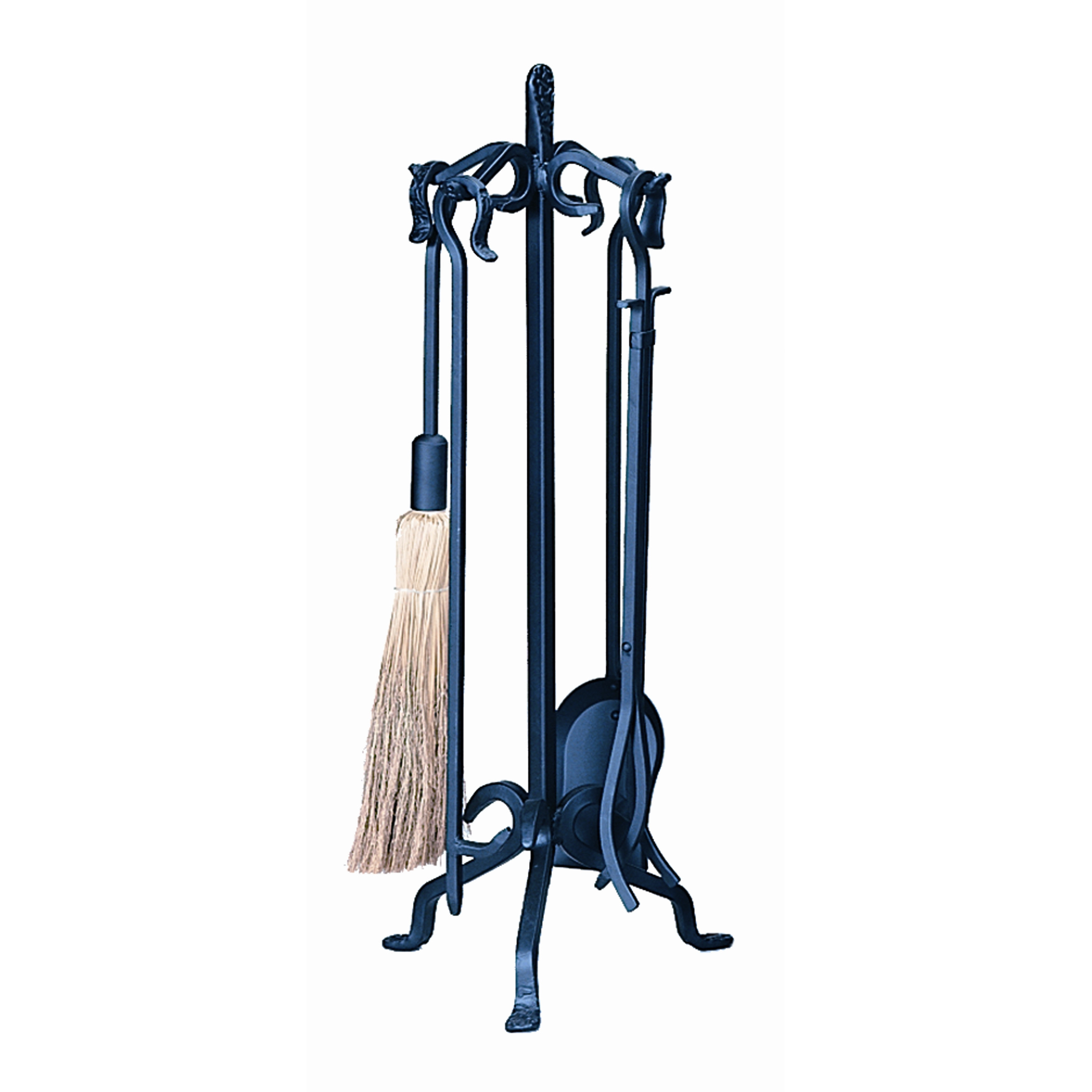 Amazing wrought iron fireplace tools pine firelace tool for your home interior tool improvements