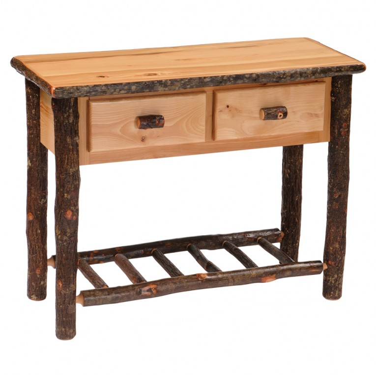 Amusing Hickory Furniture With Pine Wooden Decorating