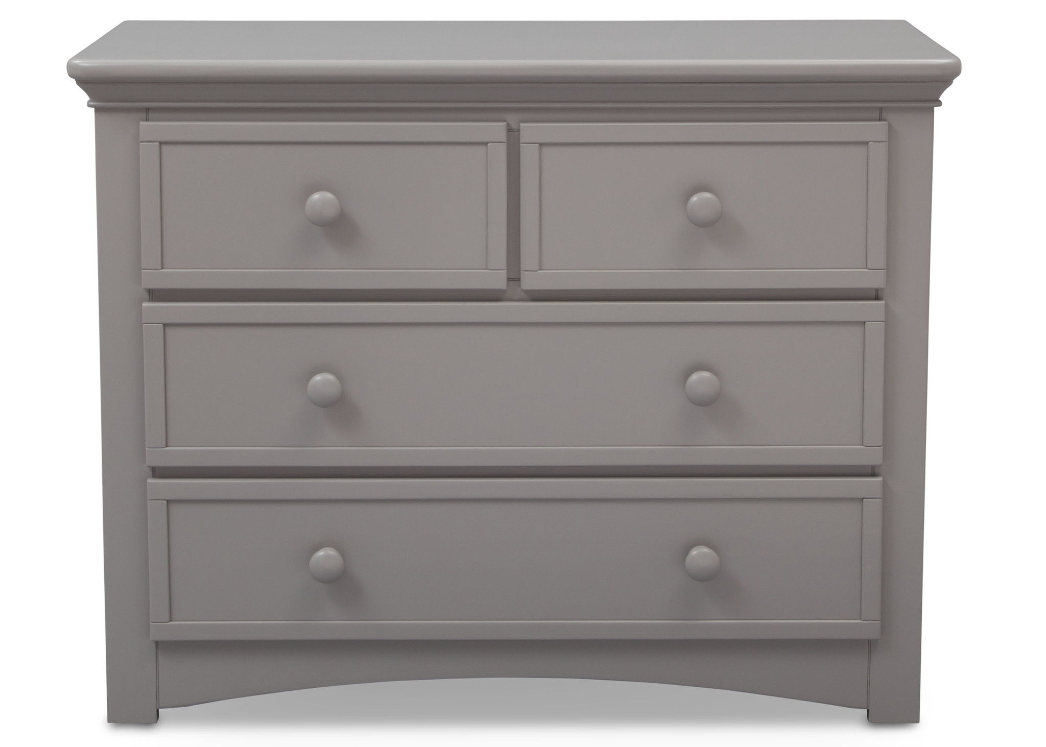 Appealing 4 drawer dresser with beautiful knob pull drawers for home furniture ideas