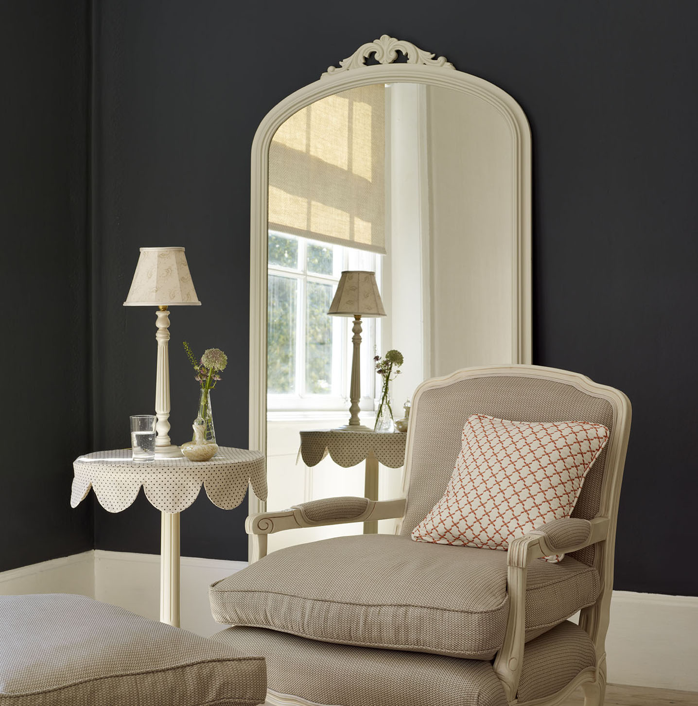 Astonishing floor length mirrors ornate ornament mirror frame can be place at your beautiful bedroom Ideas