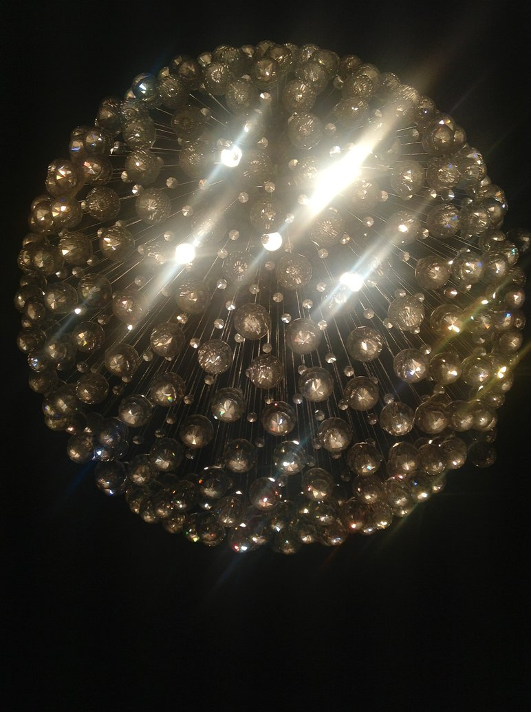 Astonishing sphere chandelier metal orb chandelier with interesting Cheap Price for your Home Lighting
