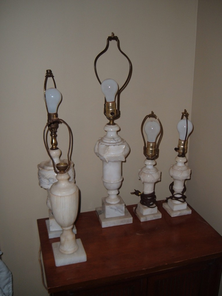 Astounding Design Of Alabaster Lamps For Home Light Display Alabaster Lamps Ideas