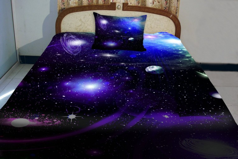 Astounding Galaxy Comforters For Teens
