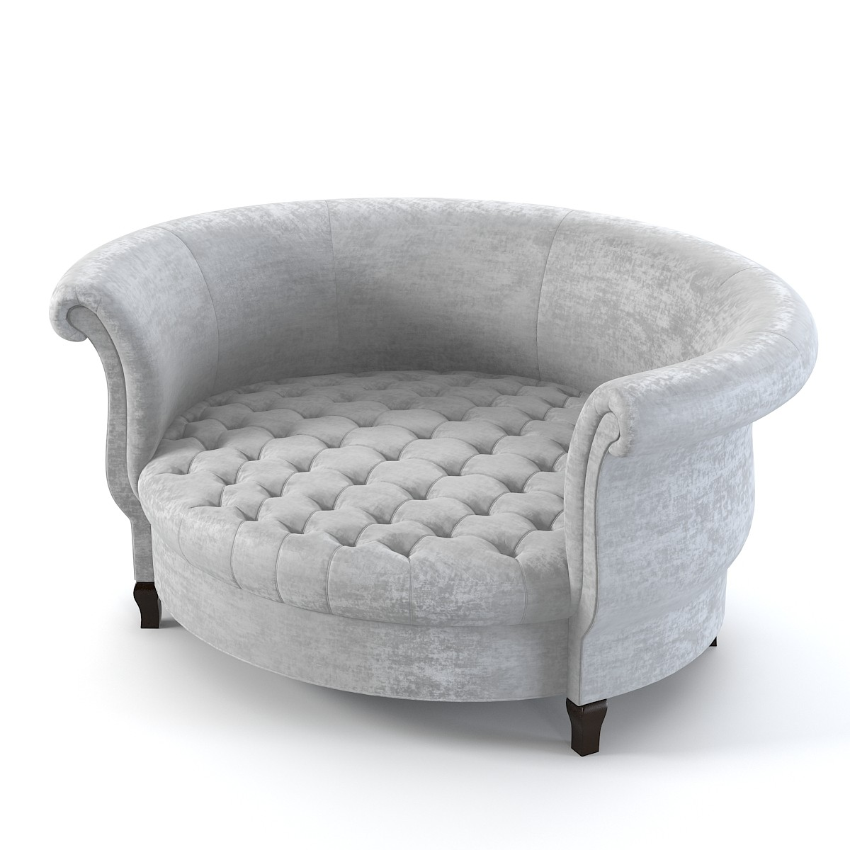 Attractive Cannon Swivel cuddle chair with cushion and for your Beautiful Living Room Ideas