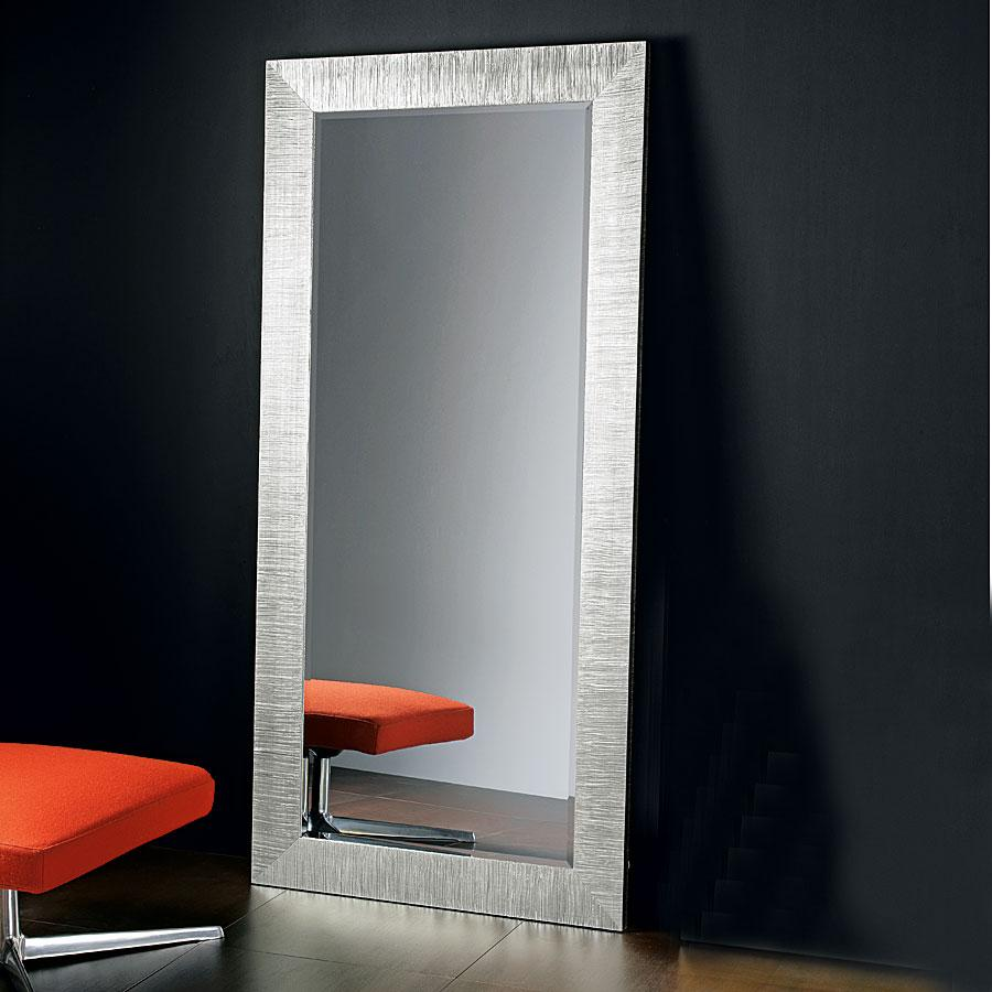Attractive floor length mirrors ornate ornament mirror frame can be place at your beautiful bedroom Ideas