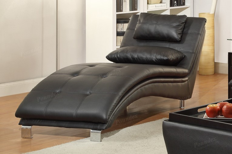 Attractive Leather Chaise With Beautiful Colors And Laminate Flooring Also Unique Interior Display For Living Room Furniture Ideas