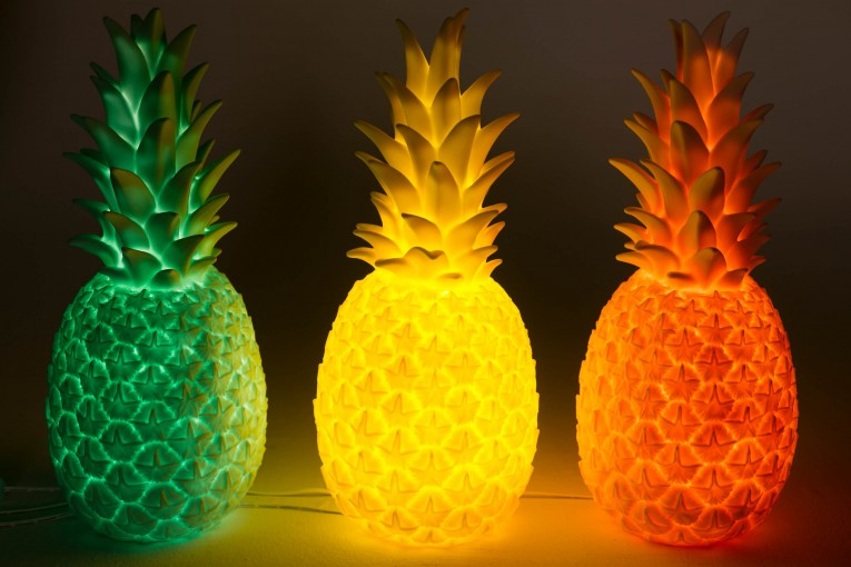 Attractive Pineapple Lamp With Unique Design Light Pineapple Lamp For Home Light Furniture