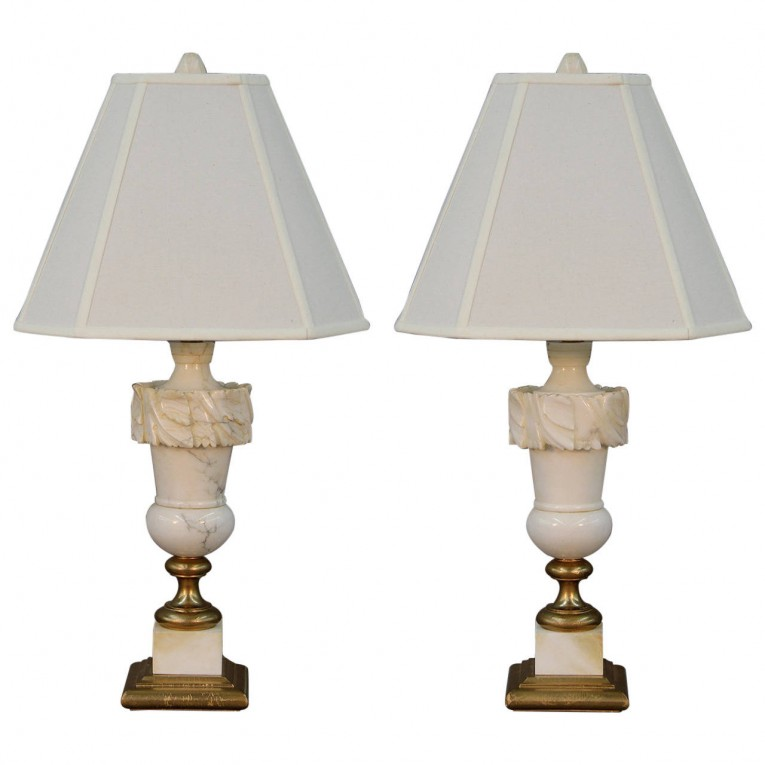 Breathtaking Design Of Alabaster Lamps For Home Light Display Alabaster Lamps Ideas
