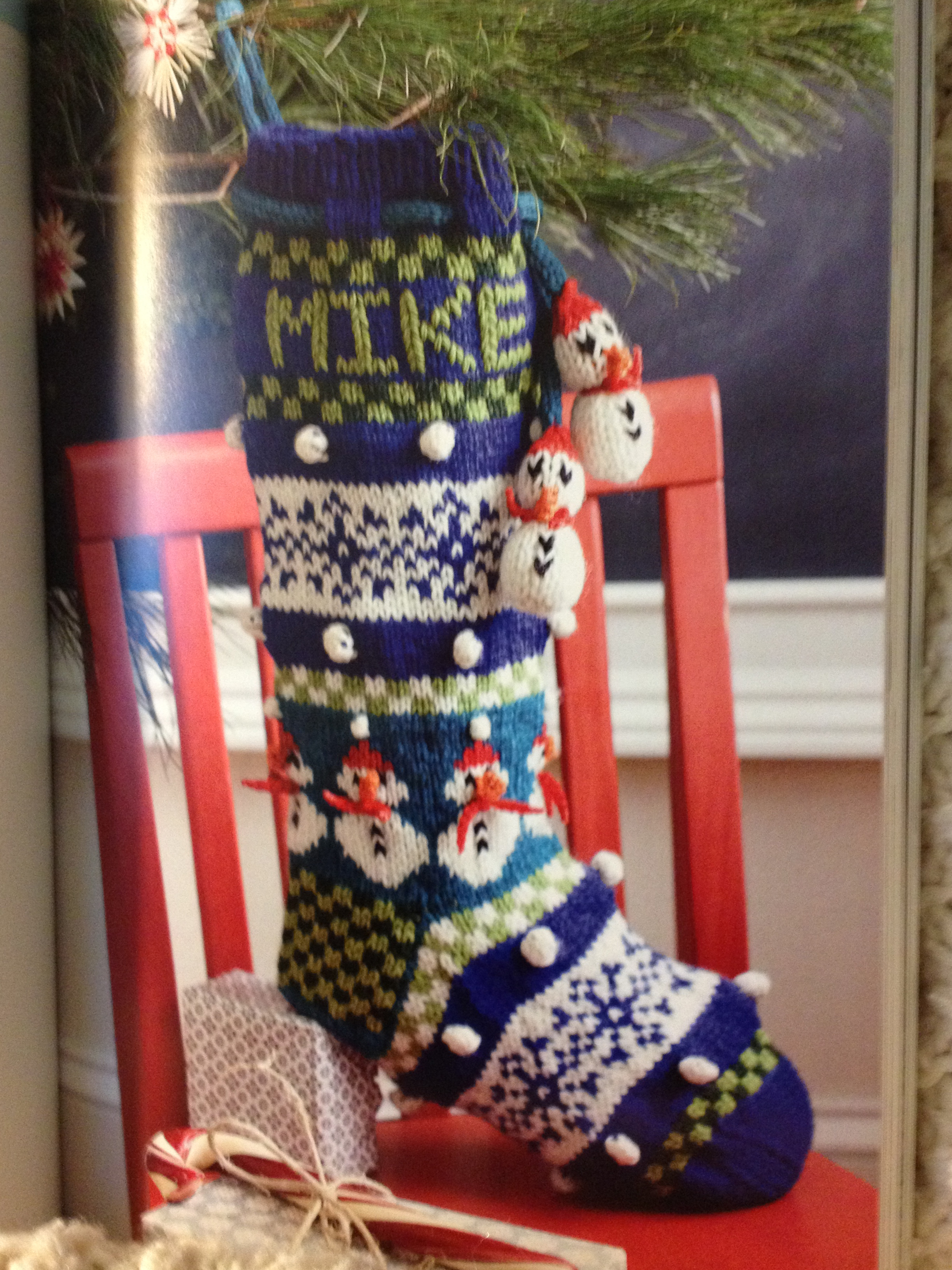 Breathtaking knit christmas stockings with multicolorful christmas stocking and fireplace at chistmas day interior design