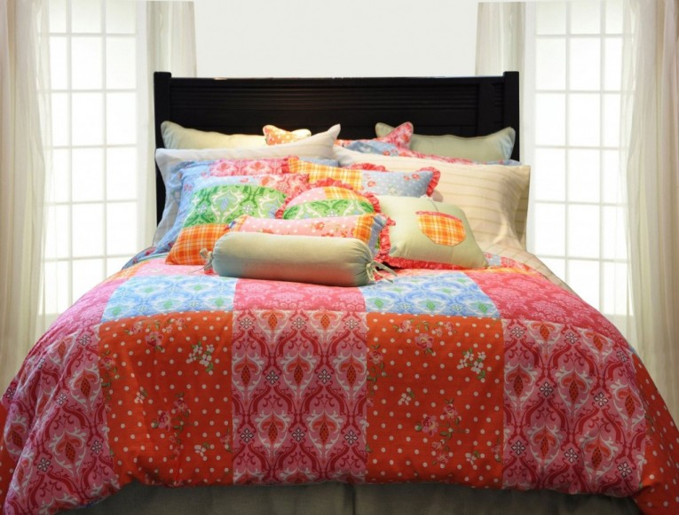 Brilliant Bohemian Comforter With Twin Full Queen Size Cotton Bohemian Comforter With Modern Bedding Sets
