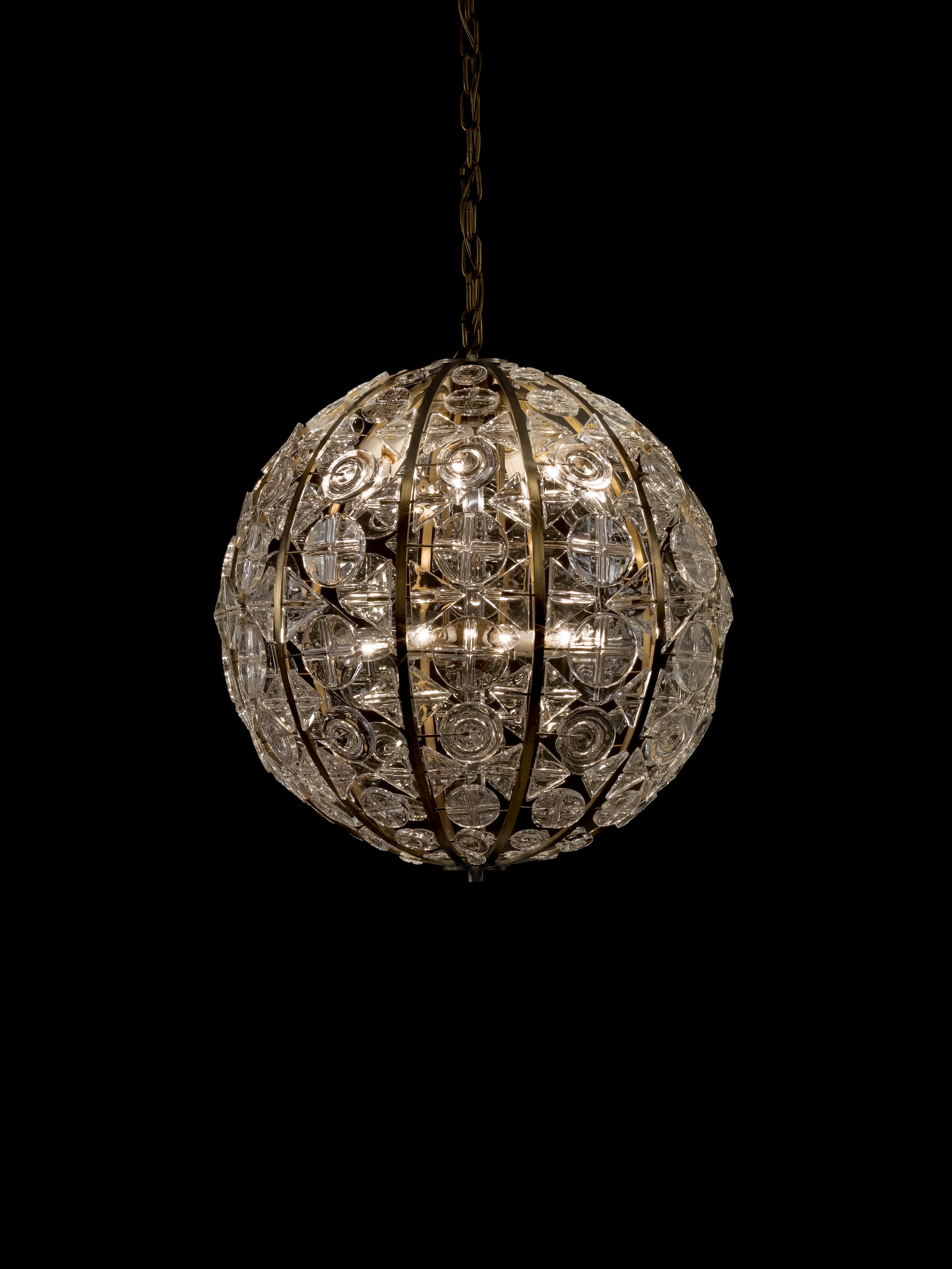 Brilliant sphere chandelier metal orb chandelier with interesting Cheap Price for your Home Lighting