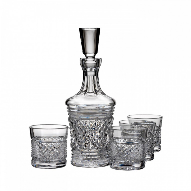 Brilliant Waterford Crystal Decanter Waterford Crystal Lismore For Dining Display Serveware Ideas