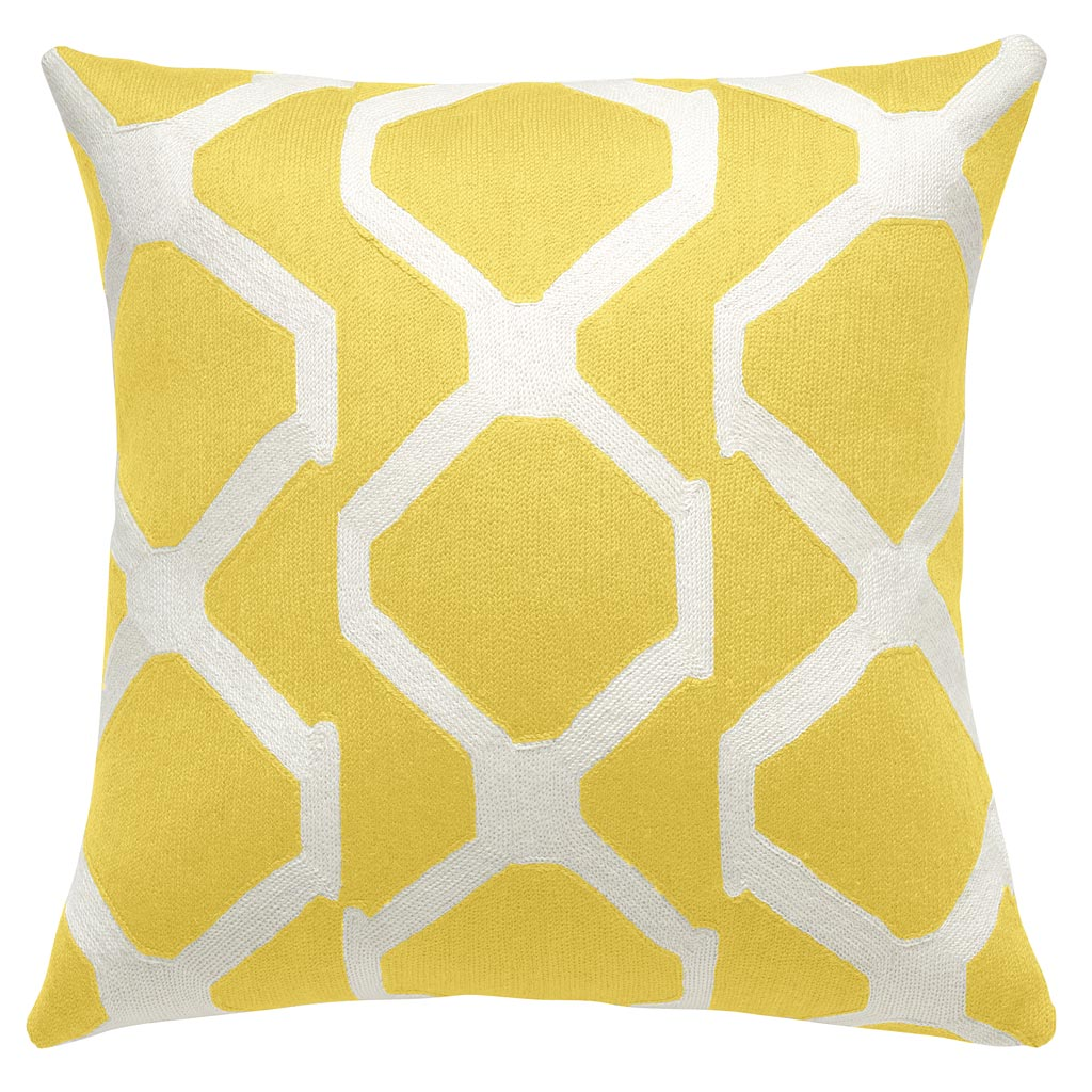 Brilliant Yellow Throw Pillows With 20x20 Inches And With True Patterns Yellow Throw Pillows For Living Room Ideas