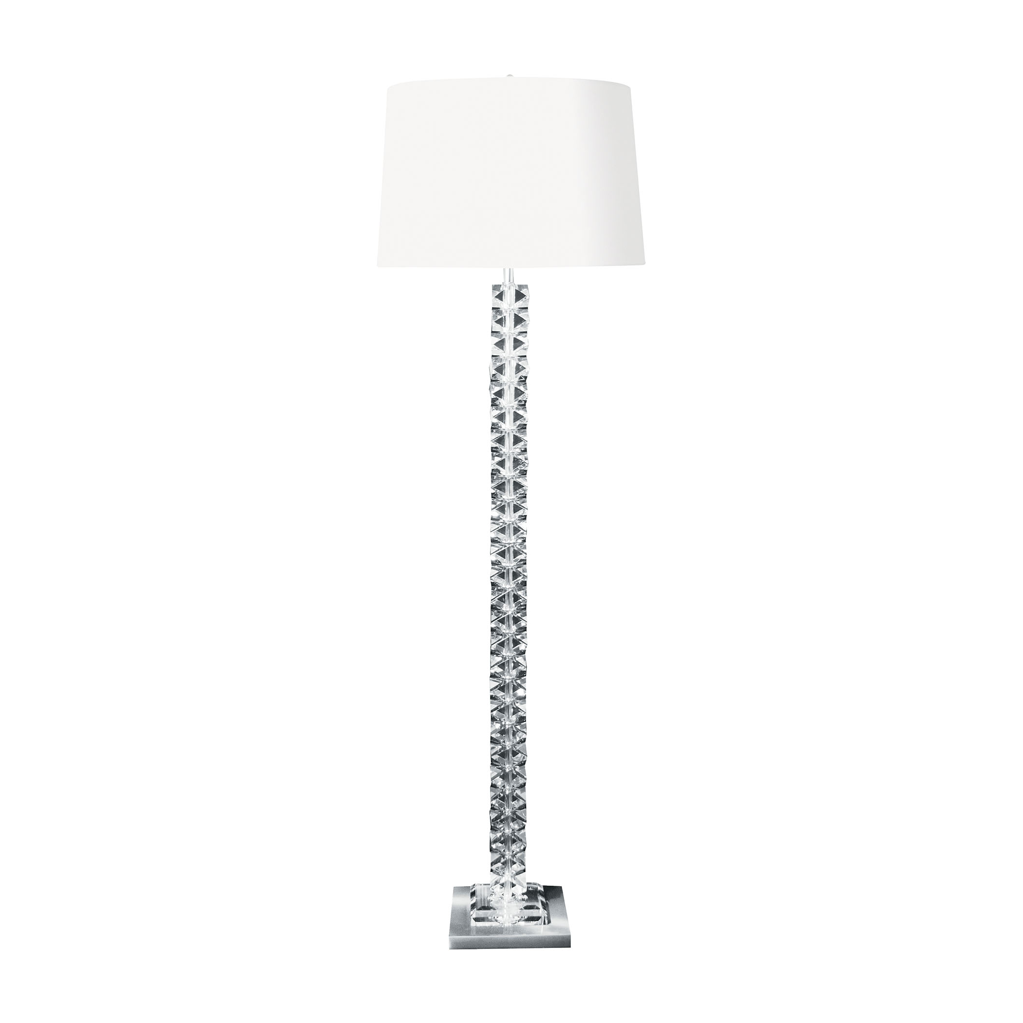 Captivating crystal floor lamp with unique design and good for your home light ideas