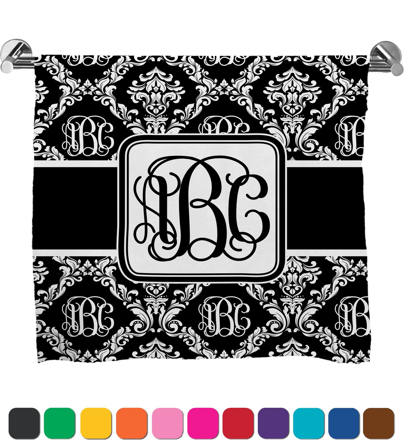 Captivating monogrammed bath towels with personalized towel of monogrammed towel set ideas