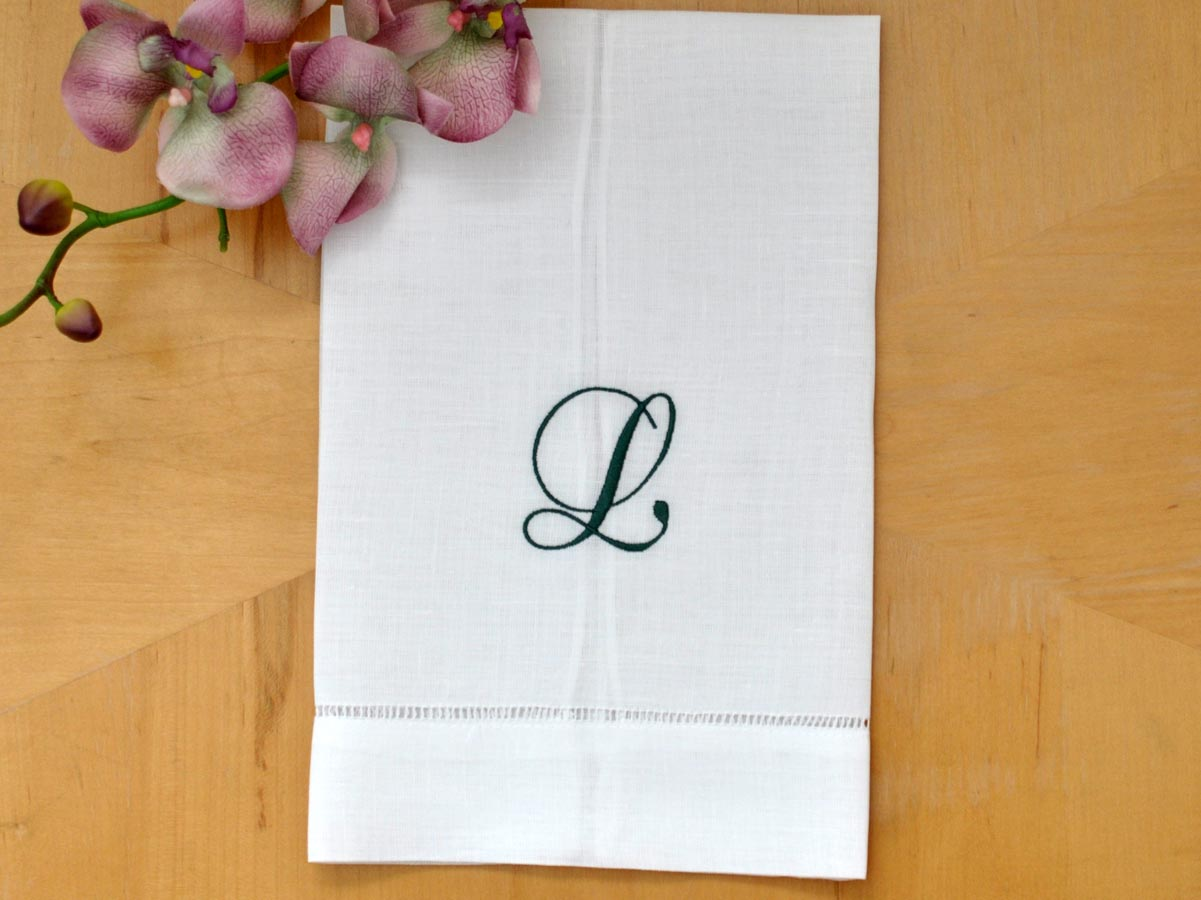 Captivating Monogrammed Hand Towels With Decorative Logo Pattern Towel For Bathing Ideas