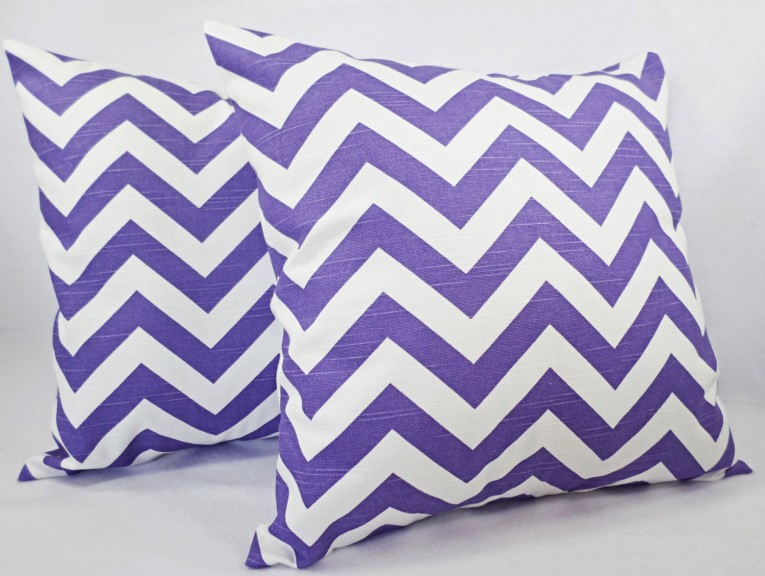 Captivating Purple Throw Pillows With Lavender Pillow Colors And With Abstract Pattern Cushion For Sectional L Sofa Living Room Ideas