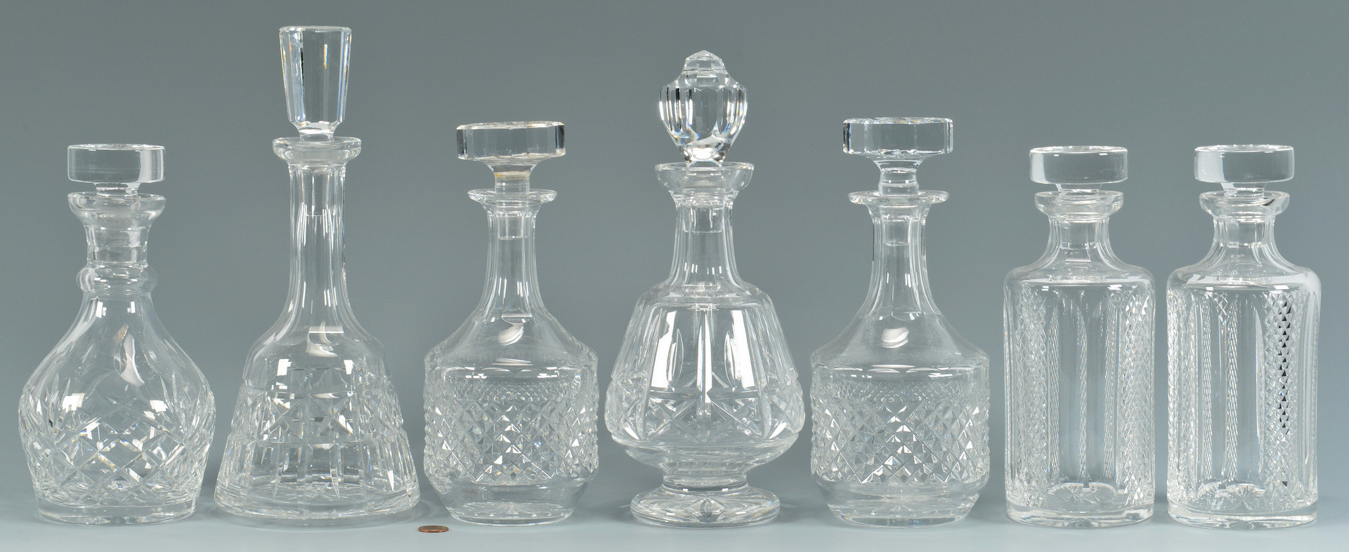 Captivating waterford crystal decanter waterford crystal lismore for dining display serveware ideas