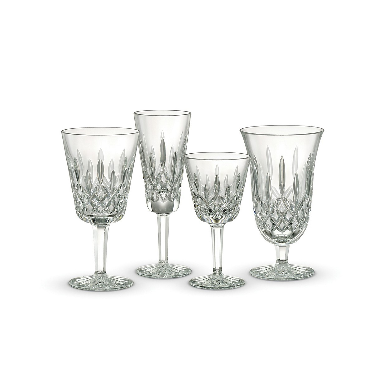 Captivating waterford lismore with lismore goblet design glass waterford lismore