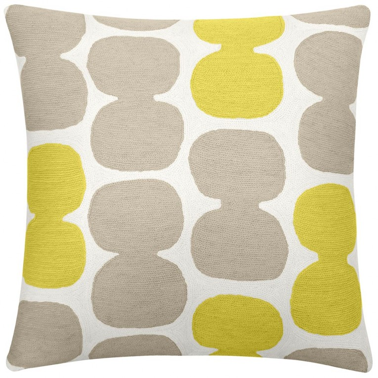 Captivating Yellow Throw Pillows With 20x20 Inches And With True Patterns Yellow Throw Pillows For Living Room Ideas