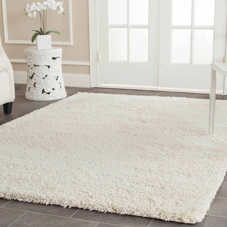 Charming 4x6 Rugs Sheepskin Rug And Dark Laminate Floor Also Sectional Sofa Combined With Queen Bedsize For Living Room Or Bedroom