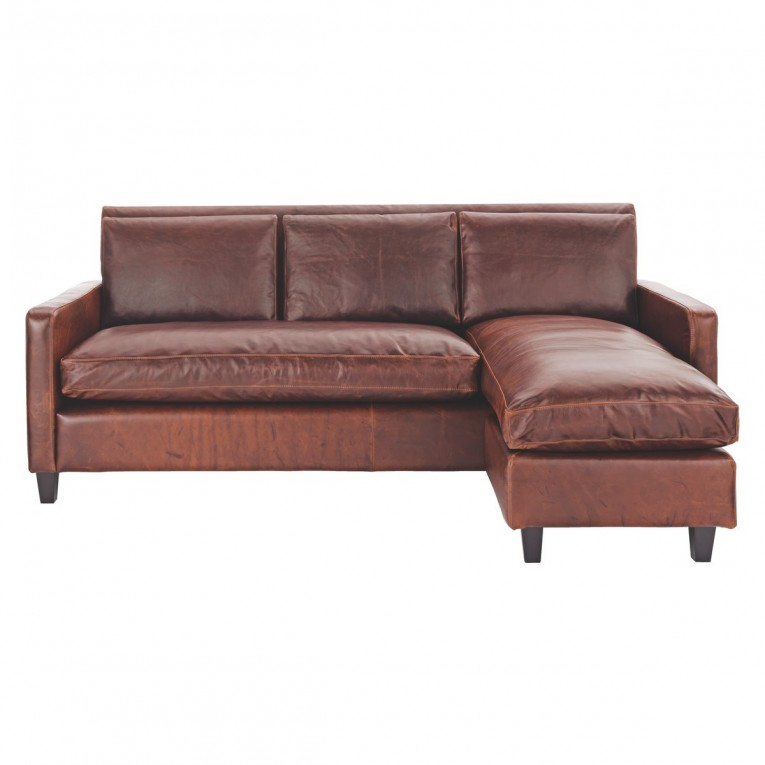 Charming Leather Chaise With Beautiful Colors And Laminate Flooring Also Unique Interior Display For Living Room Furniture Ideas