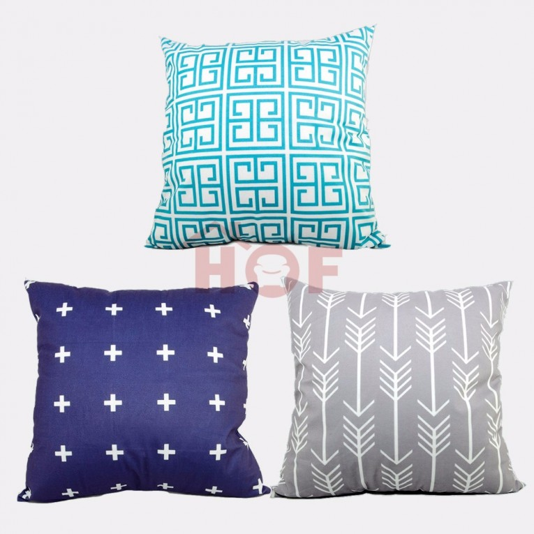 Classy Pattern Of Cheap Decorative Pillows For Bed Or Sofas Furniture Ideas