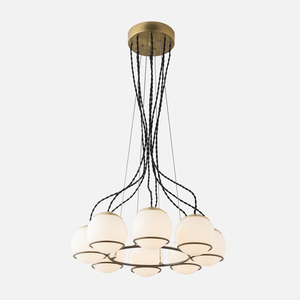 Orbit Chandelier has one of the best kind of other is Orbit Chandelier Light Fixture Schoolhouse Electric - Elegant Chandeliers