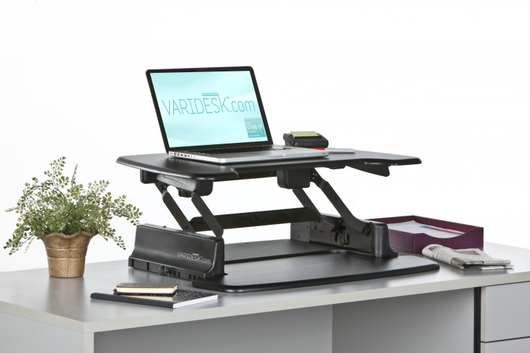 Cool Laptop Desk Stand With Aluminium Feet With Roll For Work Space Or Office Furniture Ideas