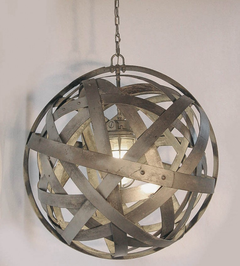 Cool Unique Design Of Orbit Chandelier With Iron Or Stainless For Ceiling Lighting Decorating Ideas