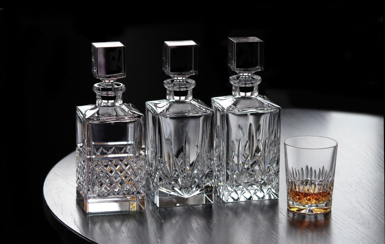 Cool Waterford Crystal Decanter Waterford Crystal Lismore For Dining Display Serveware Ideas
